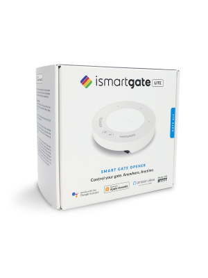 ismartgate LITE Kit for Roller Shutters and Gates